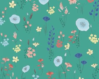 Organic cotton Crib sheets and Mini crib sheets including chicco lullago Bloom Baby Nuna Sena etc floral flower green blue pink peach yellow