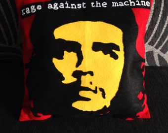 Cushion Rage Against The Machine