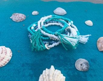 Beach Themed Bracelet