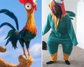 HEI HEI Onesie Kigurumi from MOANA the Disney Movie