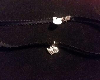 Kitty cat choker/collar