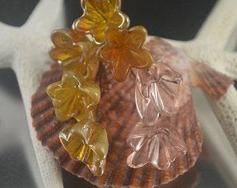 Bellflower Head Pins - Prima Donna Beads