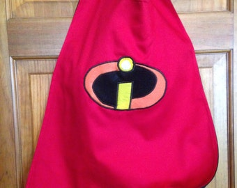 INCREDIBLES Kids Superhero Cape/Costume