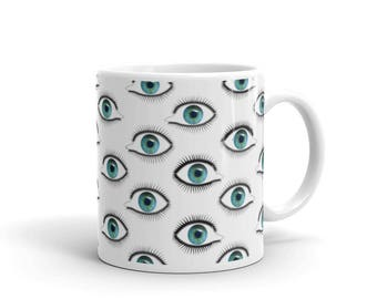 Can't Take My Eyes Off You Mug. Perfect gift for coffee or tea lovers!