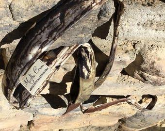Camouflage F-5 Style Mandolin Strap by Martha Crow