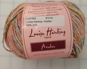 Louisa Harding Yarn - Azalea - color #210