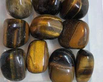 Tiger Eye Gold