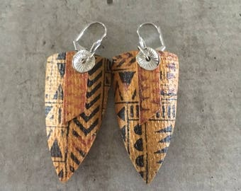 polymer clay earrings - new collection