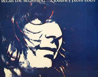 Steve Miller band vinyl: recall the beginning/a journey from Eden/1972/psychedelic relic/very good+cond.