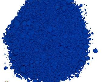 Blue Fluorescent Powder - UV Reactive