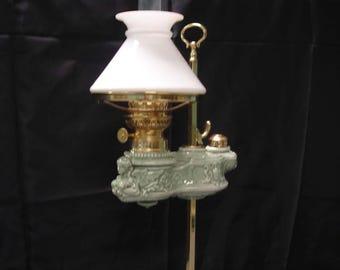 Ceramic Student Lamp