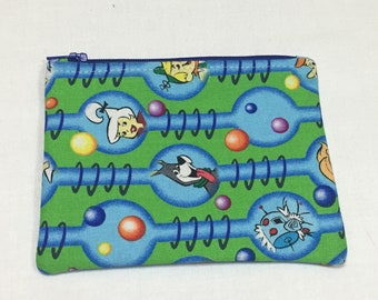 Jetsons Coin Purse