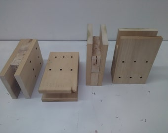 High Rise Bed Risers