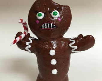 Cruel Confection - inspired by the Gingerbread man from Krampus