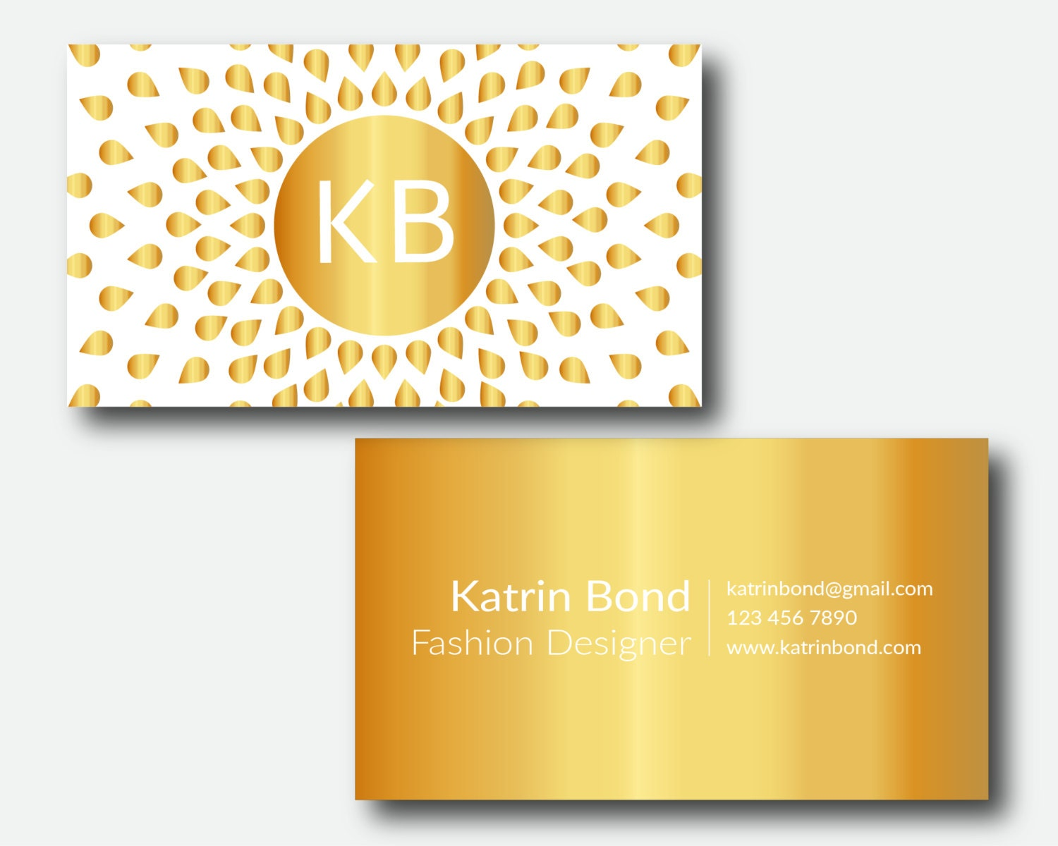 how to make custom business cards in photoshop