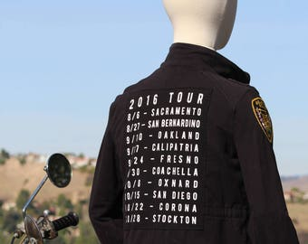 "The ""Mystery Tour"" Jacket (Handsewn / 90s)"