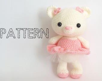 Amigurumi Patterns For Sale : Sale baby hippo crochet pattern hippopotamus amigurumi