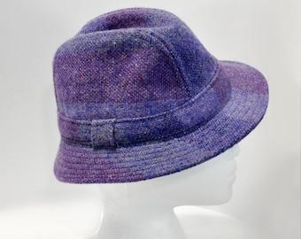 Avoca Wool Hat Avoca Company Ireland Mauve Lilac