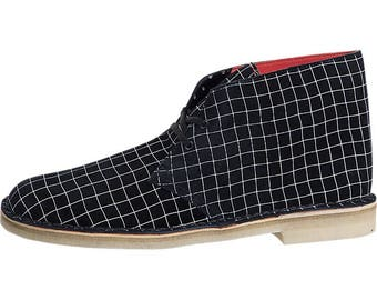 Clarks original desert boot (grid pattern)