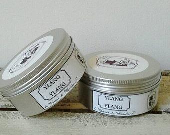 Candle fragrance preserved ylang ylang