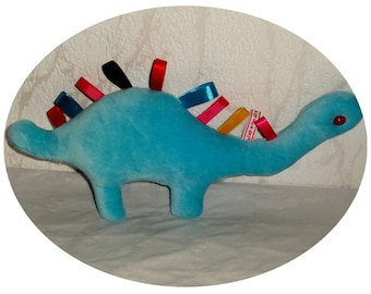Dinosaur fabric baby children toy