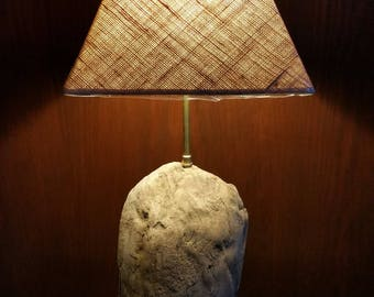Beautiful Driftwood original lamp