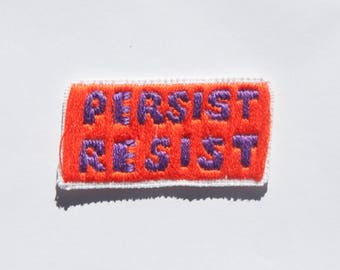Persist Resist Patch