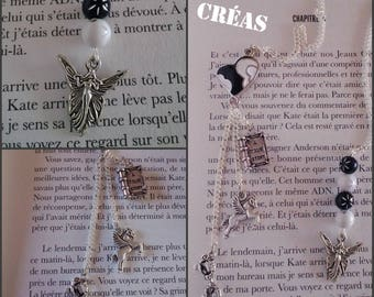 Bookmark fantastic read jewelry