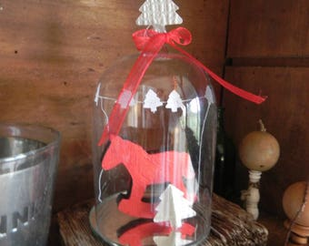 Small decoration of Christmas Bell