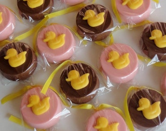 Rubber Ducky Cookies Etsy