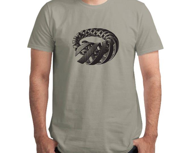 Spiral T-shirt, Unisex