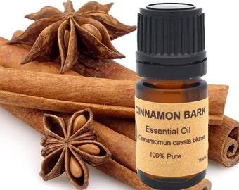 Cinnamon Bark Essential Oil 5ml, 10 ml or 15 ml