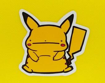 Chubby-Chu - Sticker