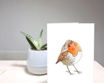 Robin Card (Birthday, Anniversary, Gift)