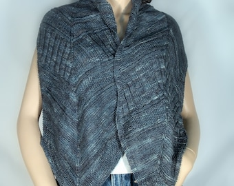 Scarf Wrap Shawl in Silk and Cashmere