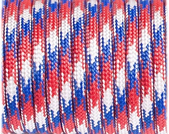 Paracord 550 Type 3 - Baby Jack - Genuine Mil Spec Parachute Cord