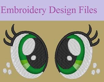 MLP:FiM Applejack Eye PES set