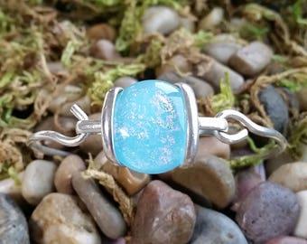 Bangle bracelet - Baby Blue