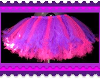 Plus Size Petti Tutu Skirt, Adult Skirt,Tutu Skirt, Customize yours I ship priority Cheshire