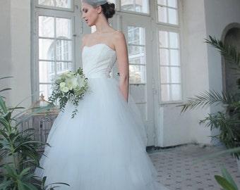 Wedding corset, heart-shaped lace corset, sweetheart neckline ecru corset, like a princess, bridal, lace top, wedding top, wedding outfit