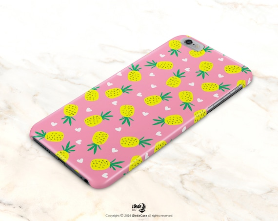 iPhone 6s Case Pineapple iPhone 6 Case Pineapple iPhone 5s Case iPhone Case Tropical Phone Cases Samsung Galaxy S6 Case LG G3 Case 383