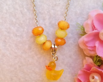Rubber Duck Necklace