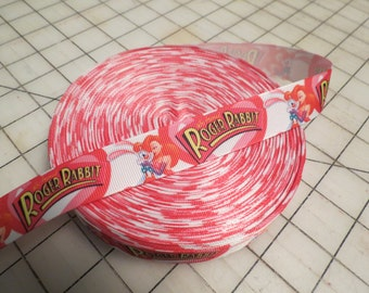 Who Framed Roger Rabbit ribbon