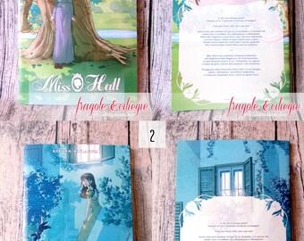 MISS HALL • a romantic REGENCY comic inspired by Jane Austen's novels