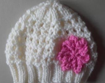 newborn irish girl hat, newborn girl hat, irish girl hat ,newborn irish hat, newborn beanie hat, baby girl hat,