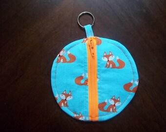 Ear Bud Holder - Coin Purse - Gift Card Holder
