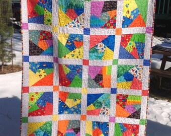 Crazy Quilt Design