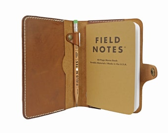 field notes wallet cover leather