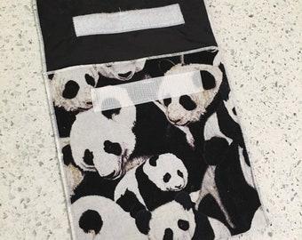 Reusable Eco Panda Print Sandwich/Snack Bag