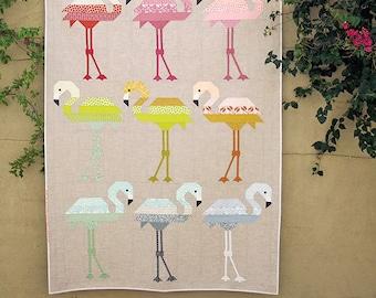 Florence Flamingo - Pattern by Elizabeth Hartman (EH 031)